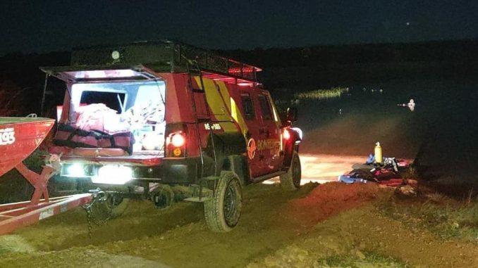 Caminhoneiro morre afogado enquanto abastecia caminhão pipa em Abadiânia