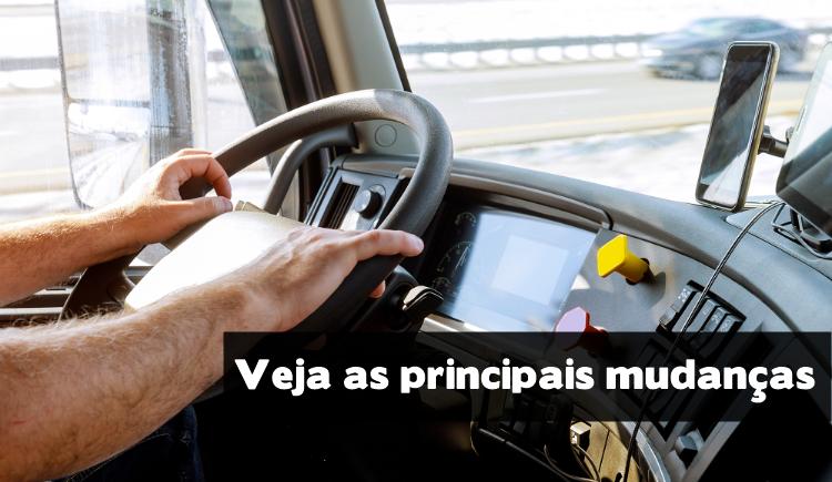 Projeto de Bolsonaro aumenta para 40 pontos o limite de pontos para motoristas profissionais é aprovado pela câmara