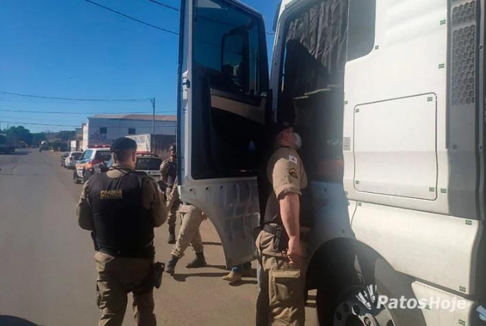 Mistério: caminhoneiro desaparece em Patos de Minas há 4 dias