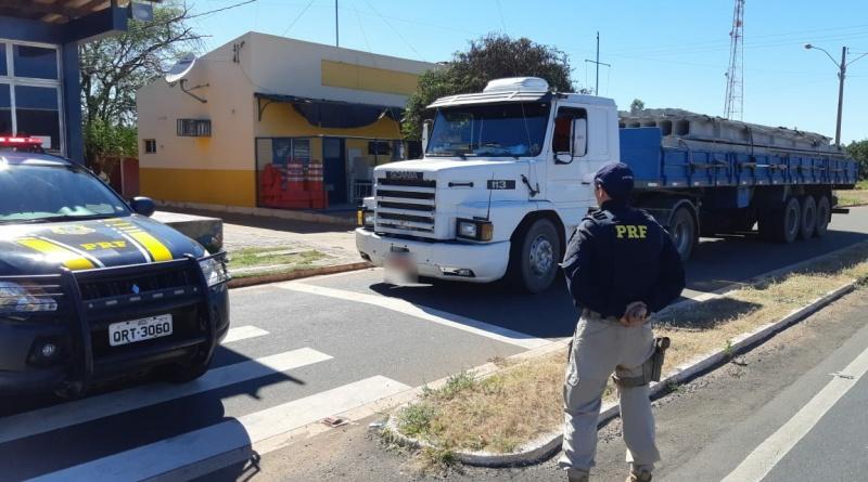 Scania 113H roubado há 22 anos é recuperada pela PRF no Piauí