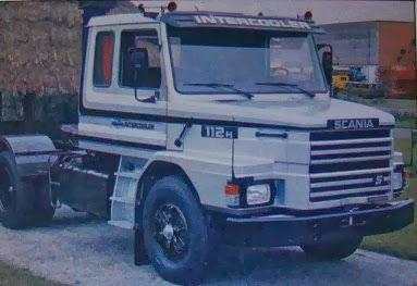 """Conheça o modelo Scania mais raro do Brasil: T 112H """"s"""""""
