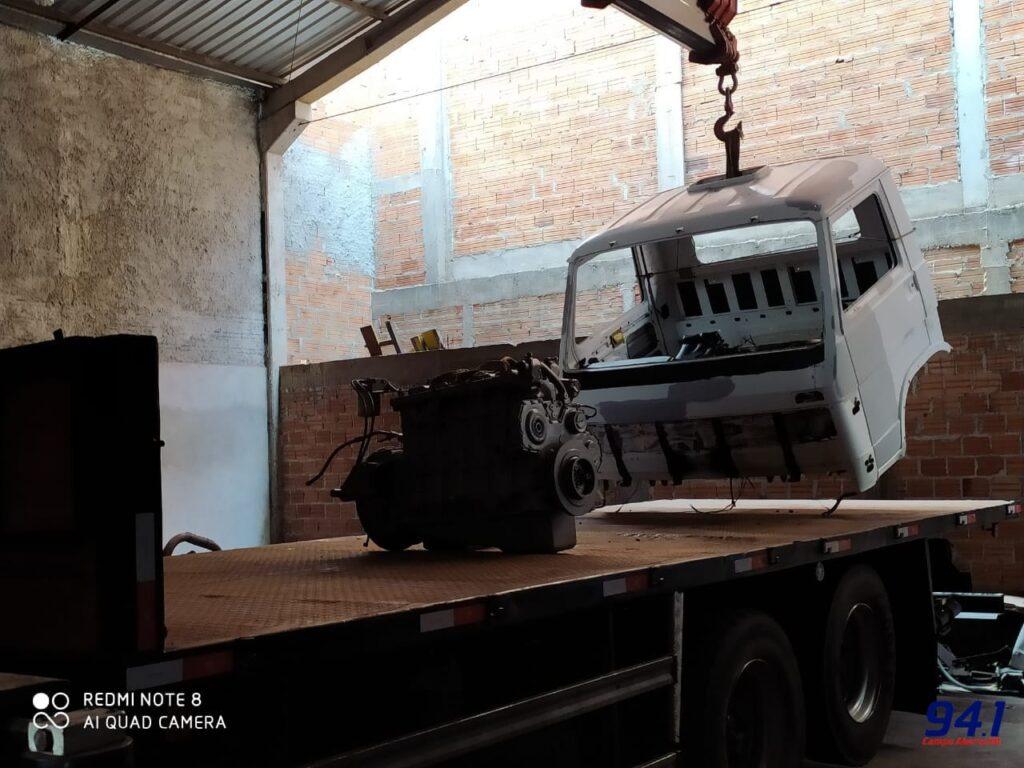 Polícia Civil deflaga operação contra roubo de caminhões no Paraná
