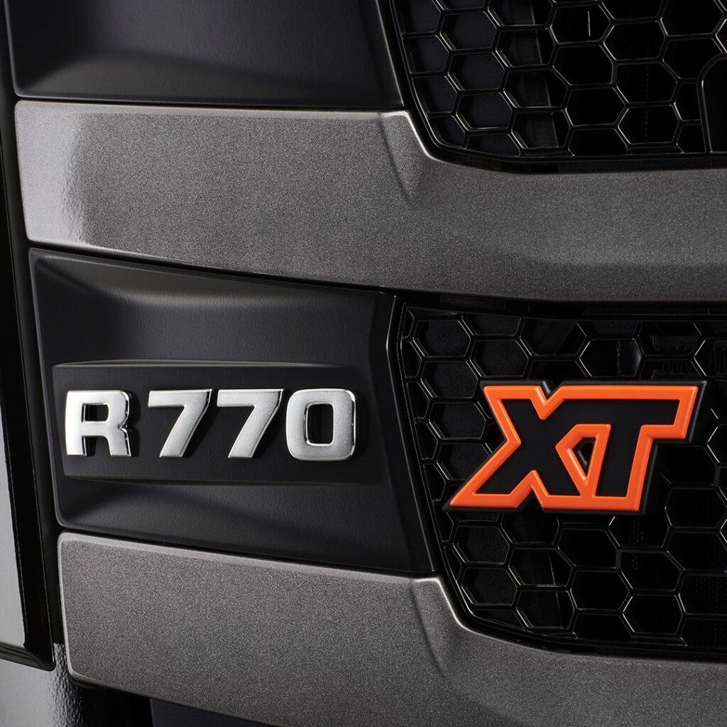 Conheça o novo caminhão mais potente do mundo Scania R770 V8 XT