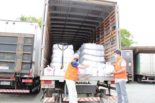 Indígenas de Nova Laranjeiras recebem 5 mil cestas básicas e kits de higiene 2