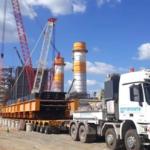 Carga superdimensionada de 355 toneladas e 106 metros será transportada na BR-135/MA
