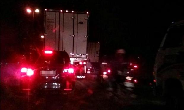 Polícia acredita que assaltantes de Criciúma fugiram em caminhão baú