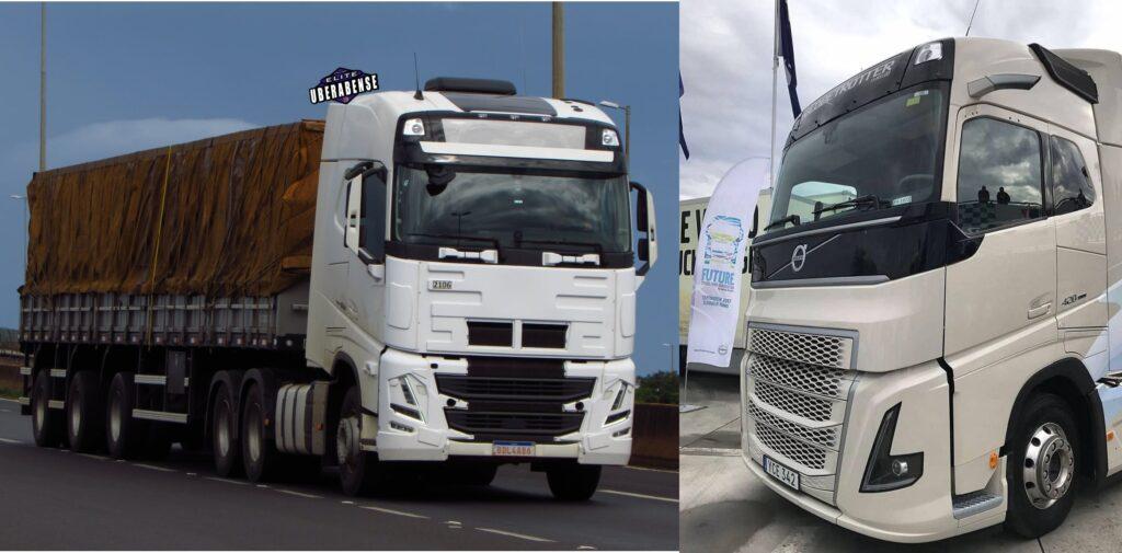 Nova geração Volvo FH chega ao Brasil